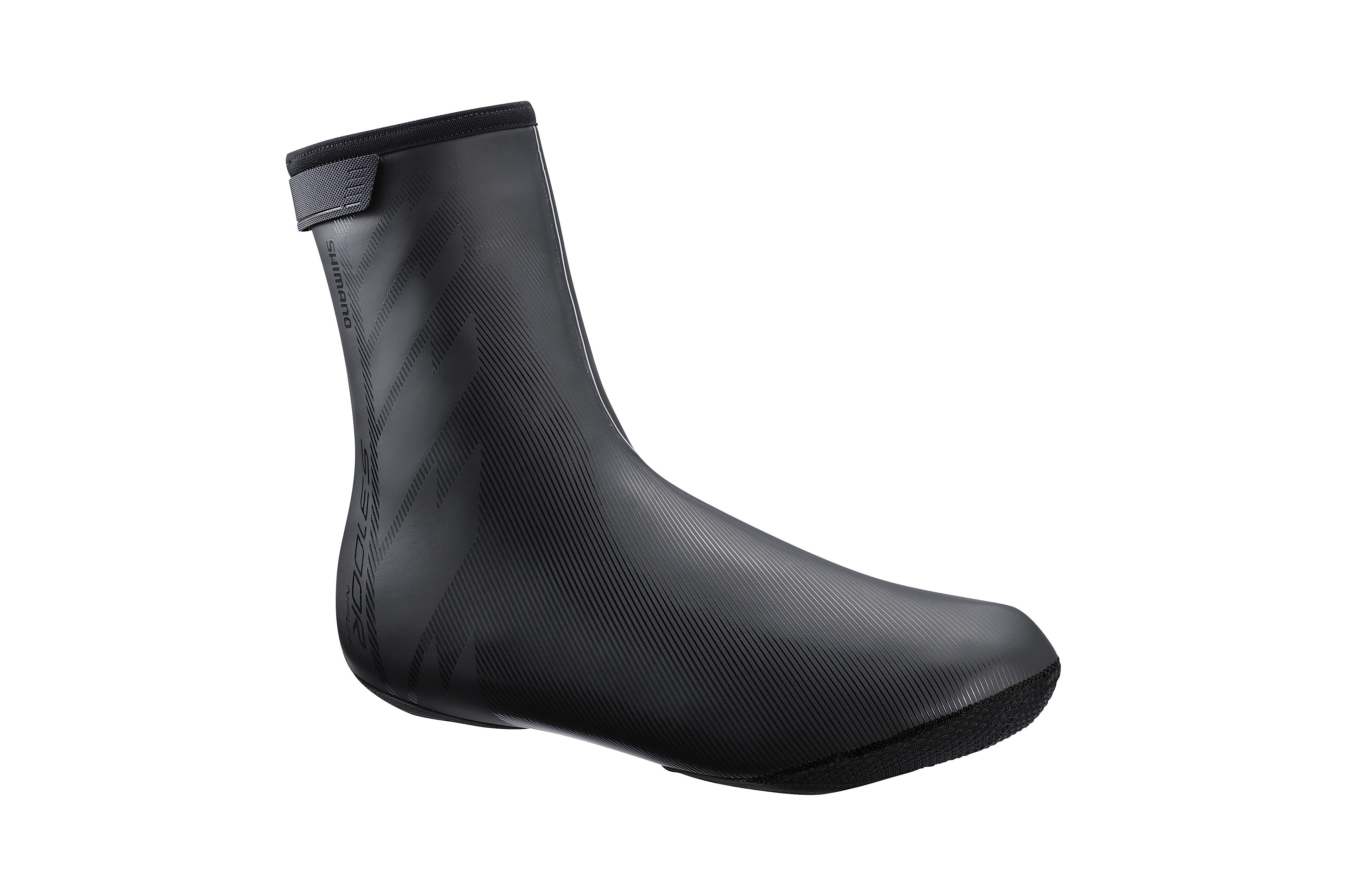 SHIMANO S3100R NPU+ návleky na obuv, černá, M
