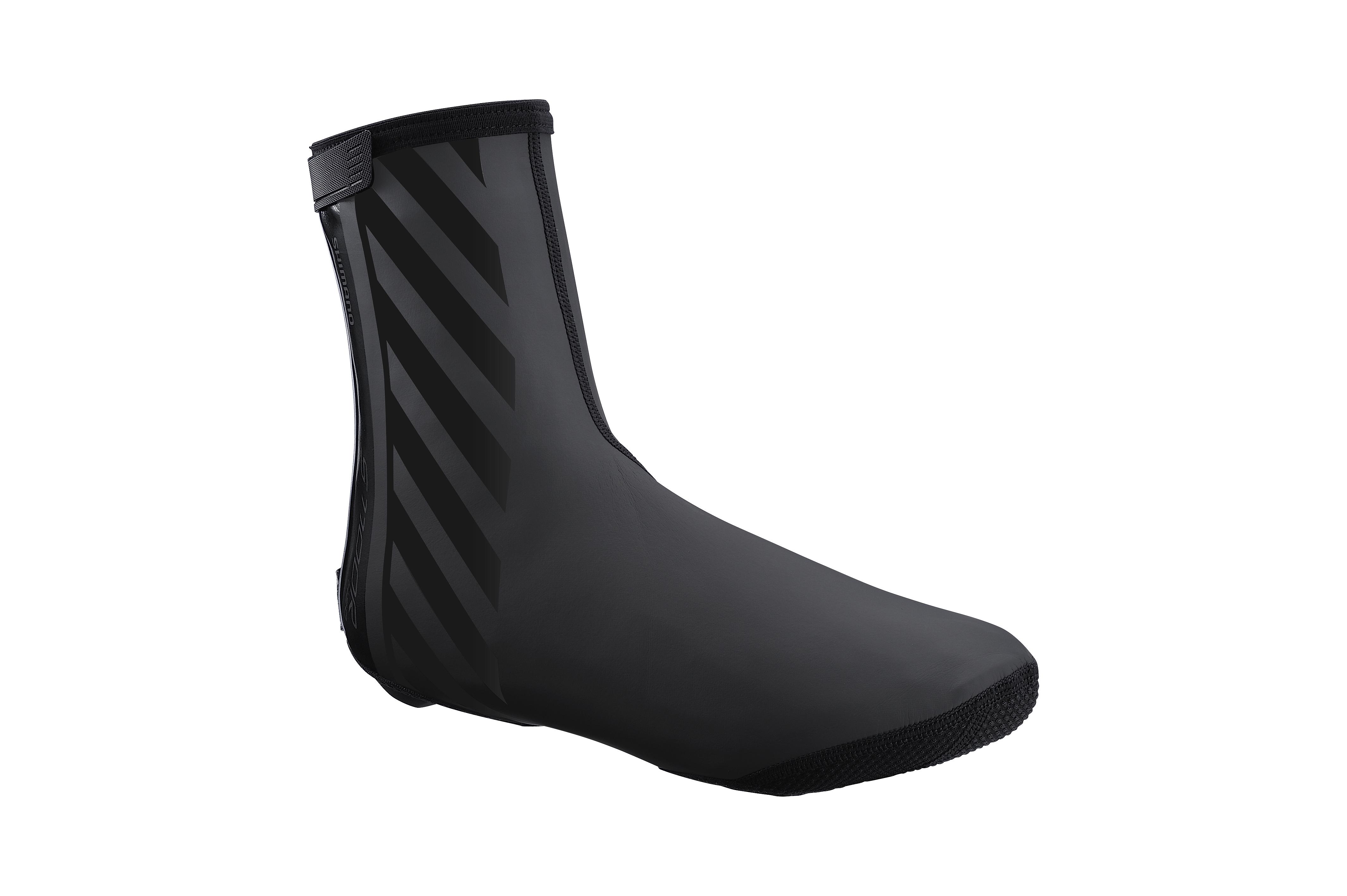 SHIMANO S1100R H2O návleky na obuv, černá, S