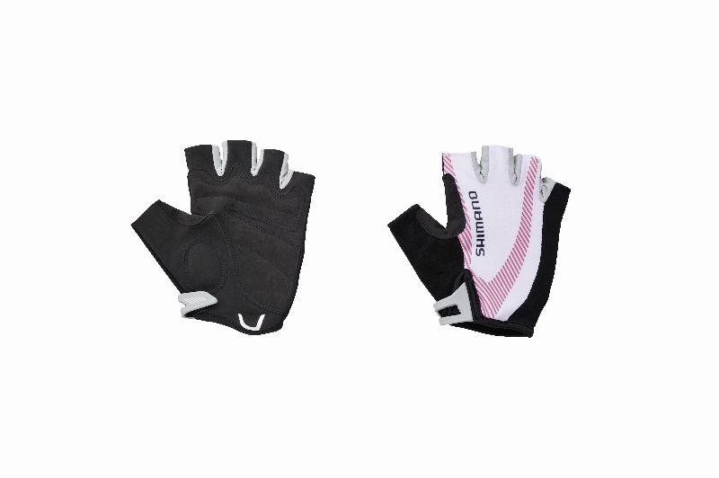 Shimano dámské rukavice BASIC, fuchsiová, S