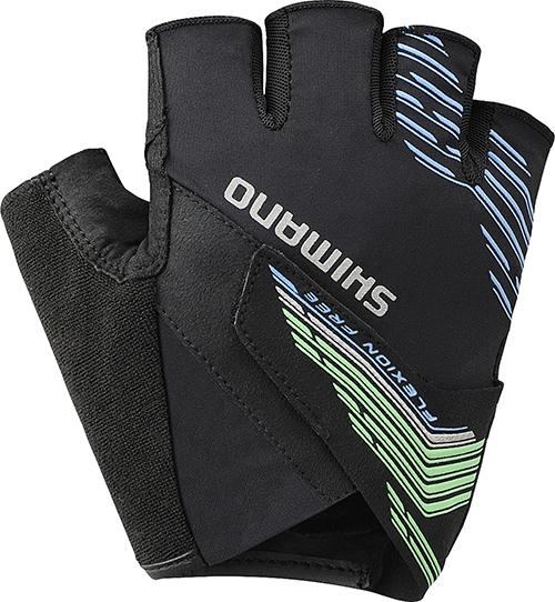 Shimano ADVANCED rukavice, zelená, M