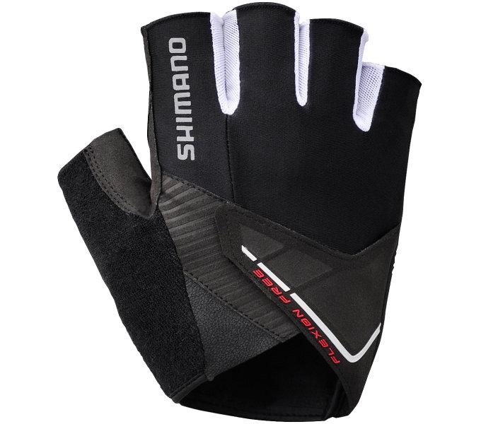 Shimano Advanced rukavice, černá, XL