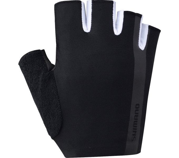 SHIMANO Value rukavice, černá, M