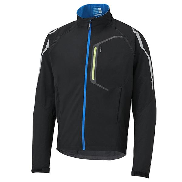 SHIMANO Hybrid bunda, černá, M