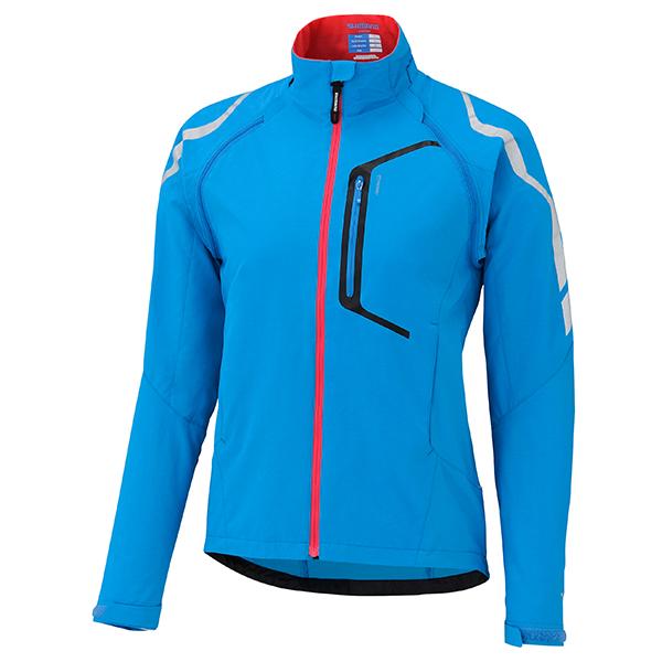 SHIMANO Hybrid bunda, dámská, lightning modrá, S