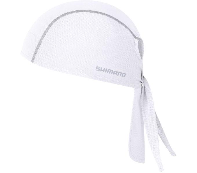 Shimano šátek, bílá