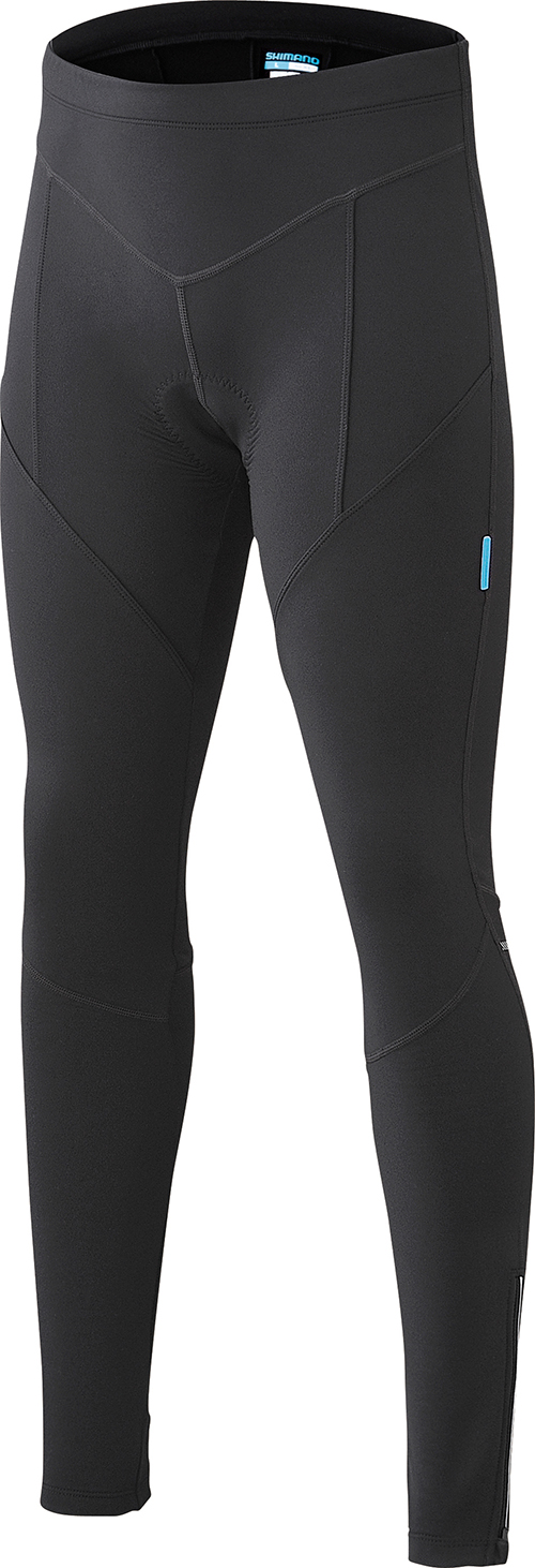 Shimano W's Performance Winter kalhoty, černá, S