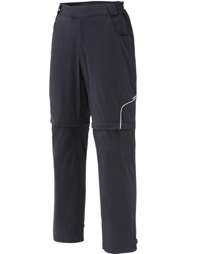 Shimano Touring kalhoty, černá, S