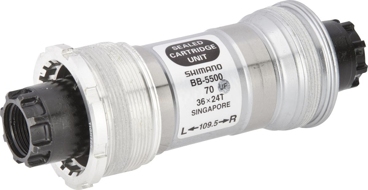 Shimano středové složení 105 BB-5500 osa octalink 70 mm 109,5 mm ITA