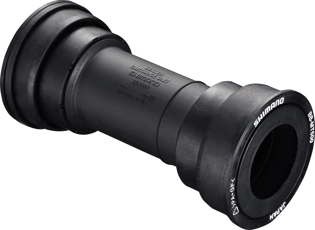 SHIMANO středové složení DEORE BB-MT500 osa press-fit 89,5/92 mm