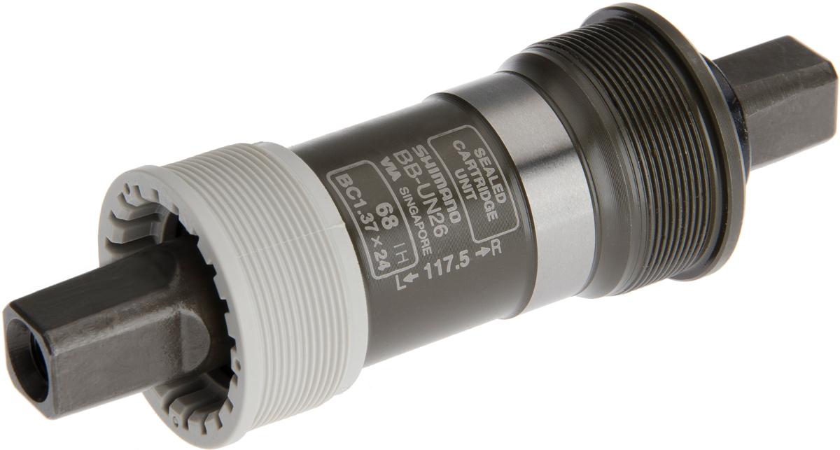 Shimano ALIVIO BB-UN26 osa 4hran 68 mm 117,5 mm BSA