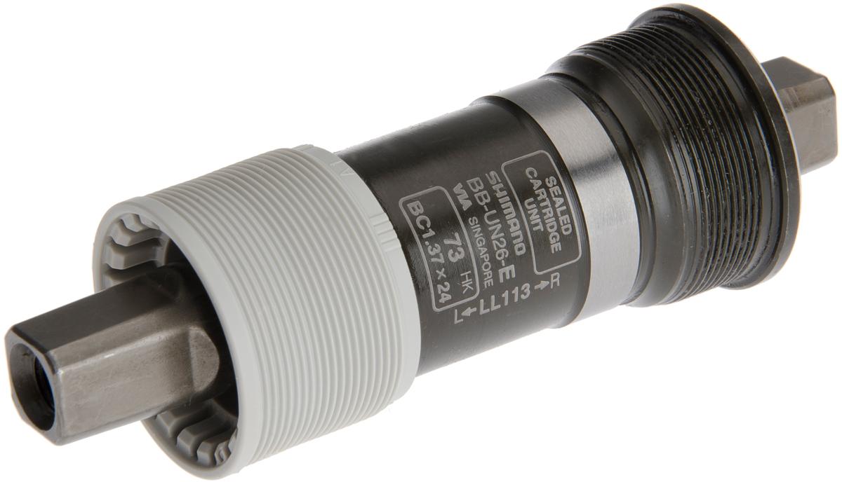 SHIMANO středové složení ALIVIO BB-UN26 osa 4hran 73 mm 113 mm BSA