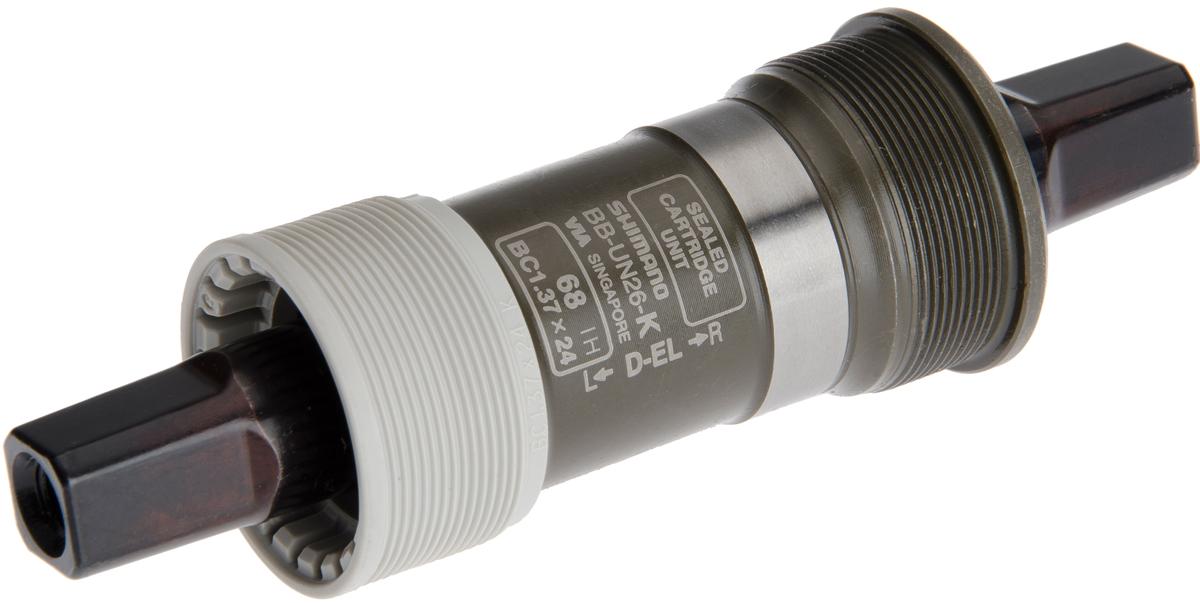 SHIMANO středové složení ALIVIO BB-UN26 osa 4hran 68 mm 127,5 mm BSA