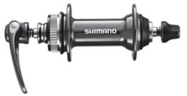 SHIMANO nába přední Sil-ostatní HB-CX75 pro kotouč (centerlock) 28 děr (aero špice) RU: 133 mm