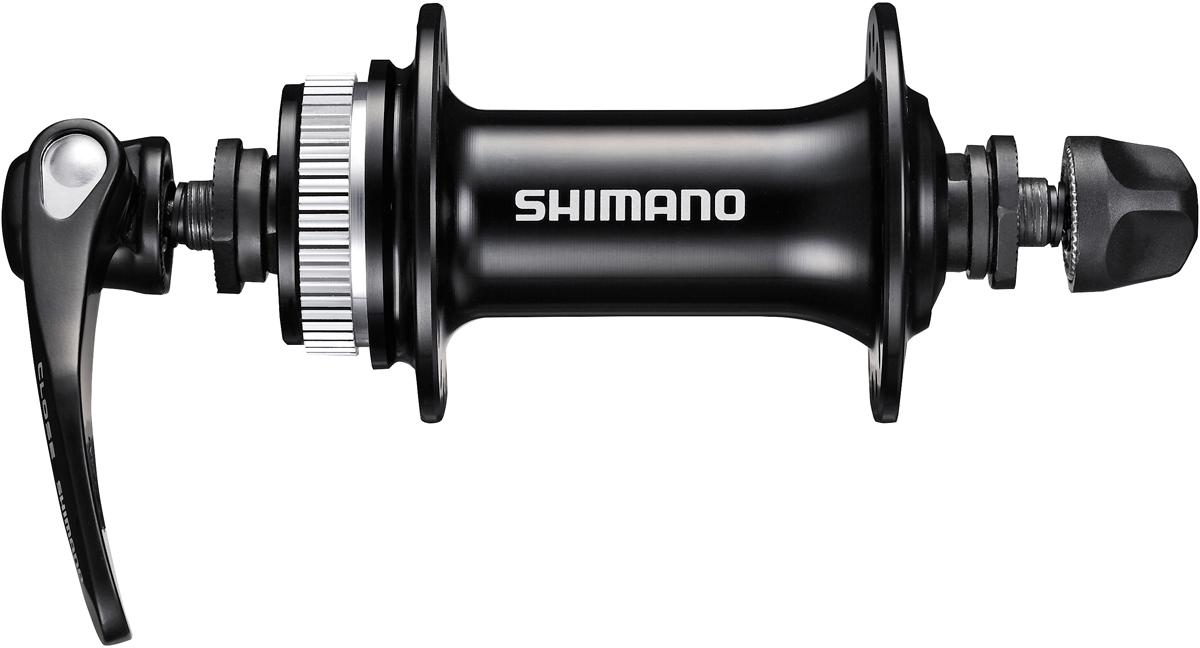 Shimano nába přední Sil-ostatní HB-RS505 pro kotouč (centerlock) 32 děr RU: 133 mm bal