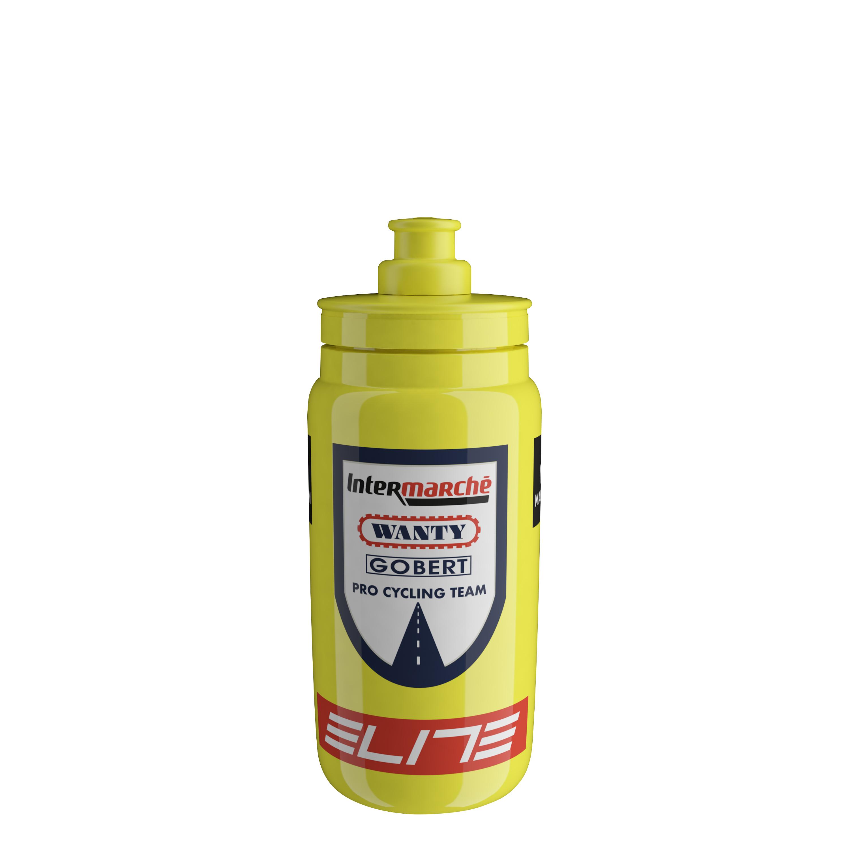 ELITE láhev FLY TEAM 21' INTERMARCHE'-WANTY-GOBERT 550 ml