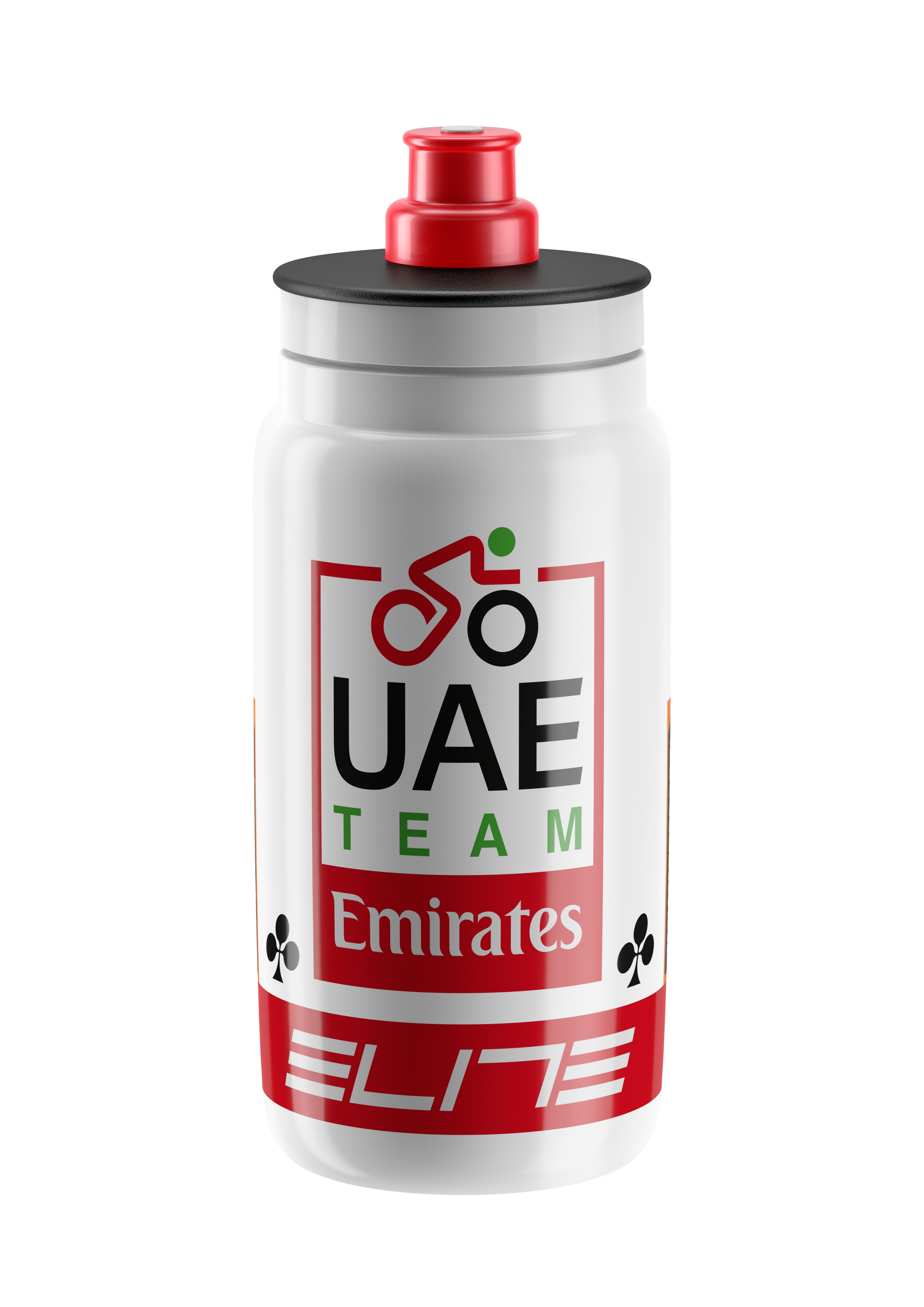 ELITE láhev FLY TEAM UAE EMIRATES, 550 ml