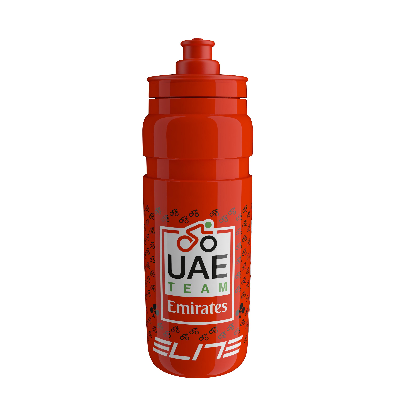 ELITE láhev FLY TEAM 21' UAE TEAM EMIRATES 750 ml