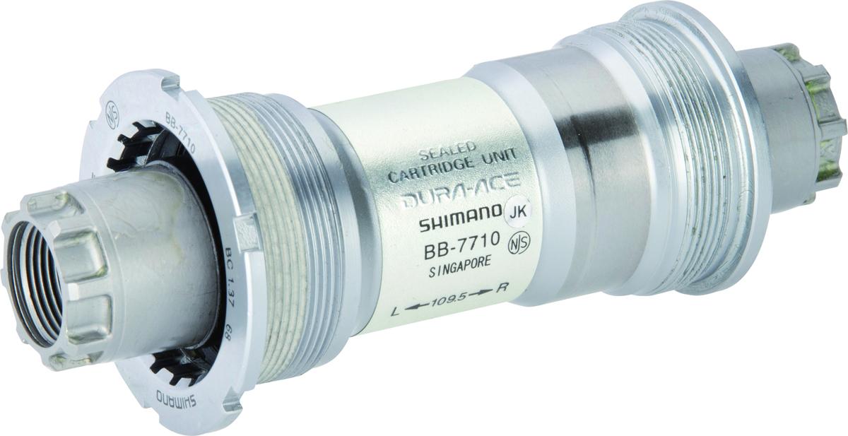 SHIMANO středové složení DURA-ACE BB-7710 osa octalink 68 mm 109,5 mm BSA
