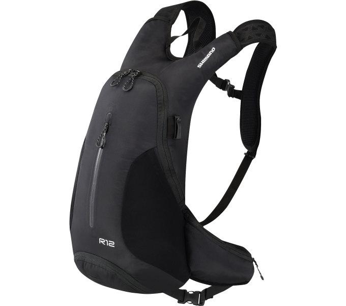 Shimano batoh ROKKO 12, černá