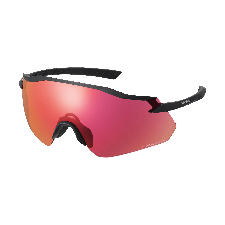 SHIMANO brýle EQUINOX, matná černá, ridescape road