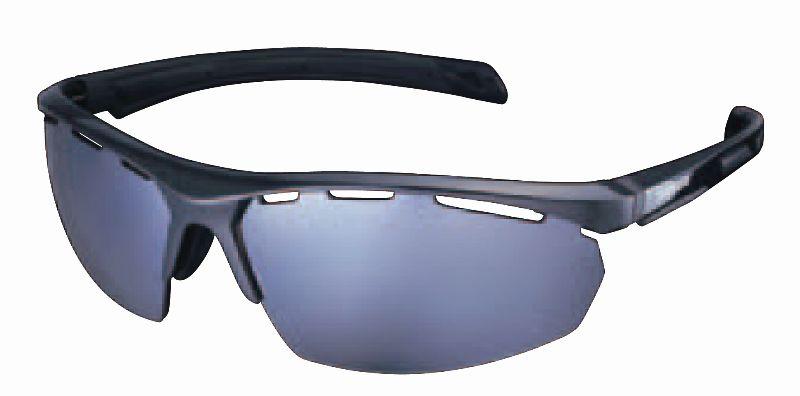 SHIMANO brýle S40x, černá metalíza, skla hnědá čírá