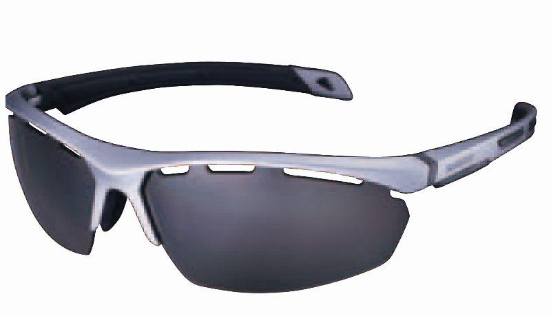 SHIMANO brýle S40x, šedá metalíza, skla hnědá čírá
