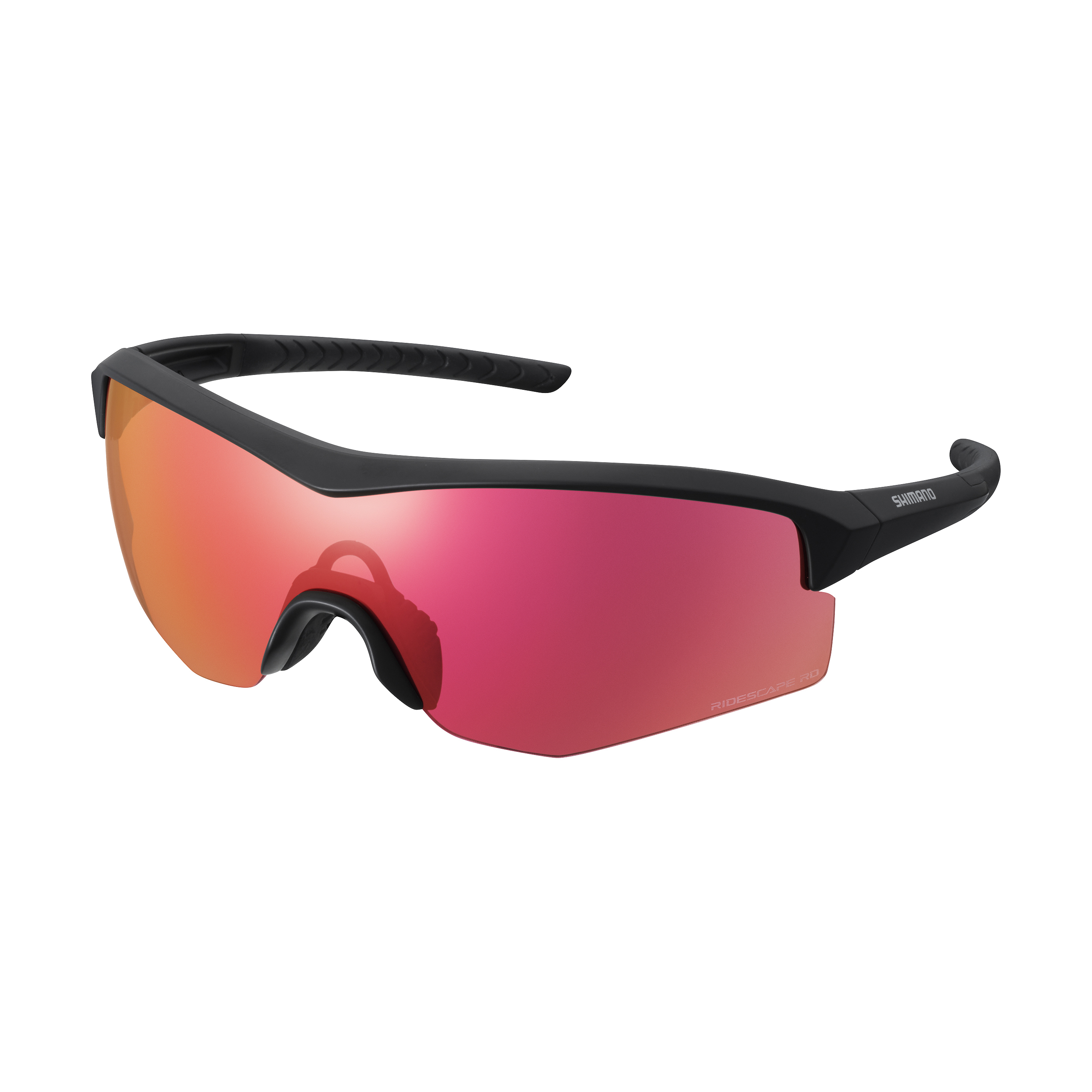 SHIMANO brýle SPARK, matná černá, ridescape road