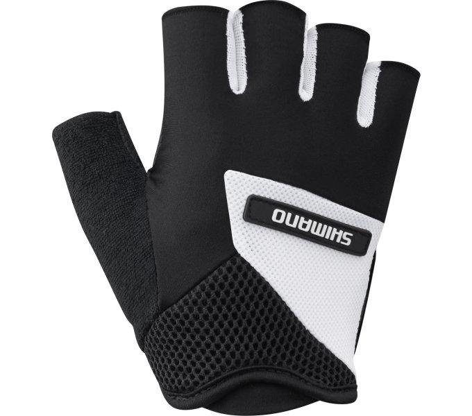 SHIMANO AIRWAY rukavice, černá, S