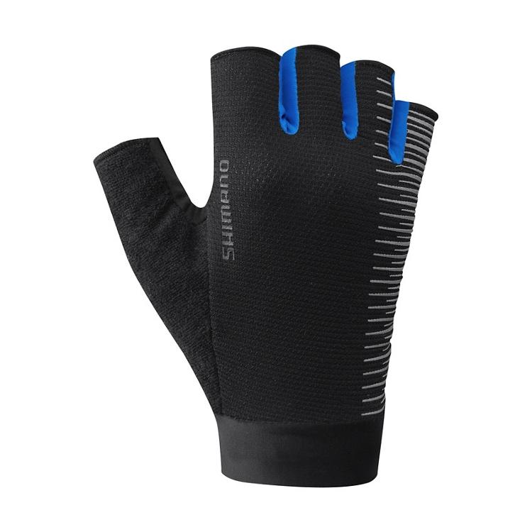 SHIMANO CLASSIC rukavice, modré, M