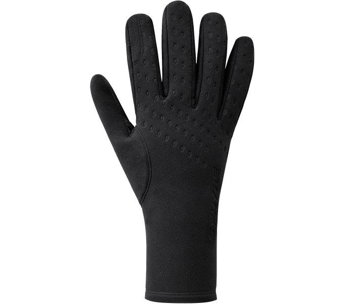 SHIMANO S-PHYRE THERMAL rukavice, černá, M
