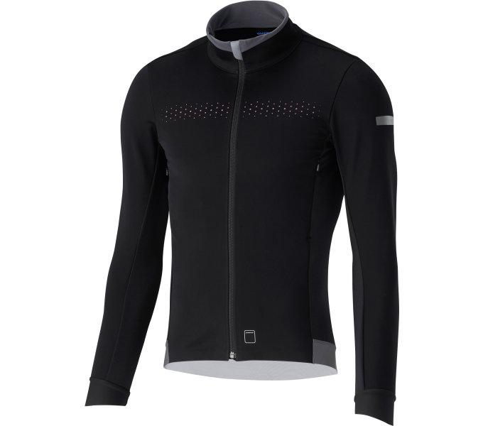 SHIMANO Evolve Wind Jacket, černá, M