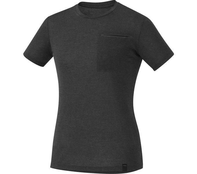 Shimano dámské TRANSIT triko, černá, S