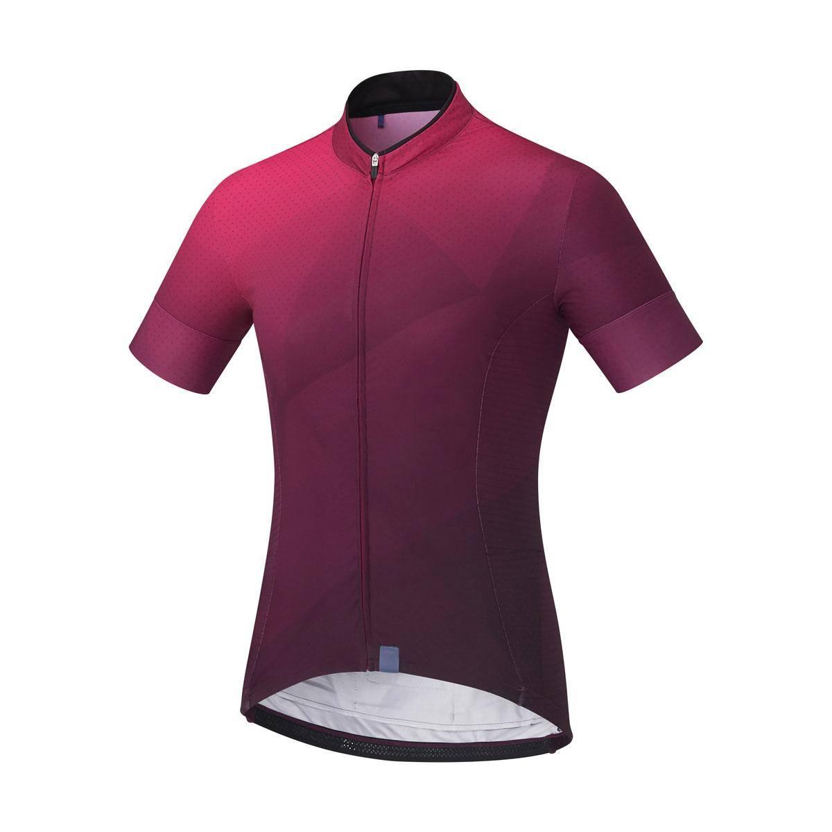 SHIMANO dámský SUMIRE dres, fialová, XL