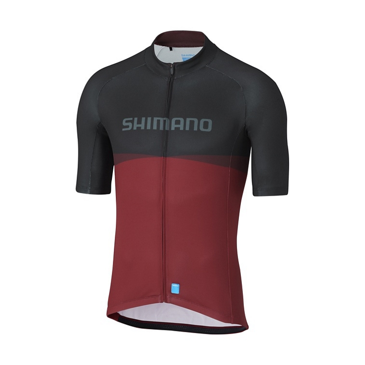 SHIMANO TEAM dres, Červený, M