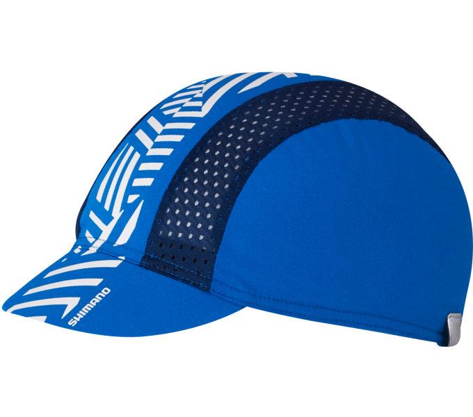 SHIMANO RACING CAP, modrá, one size