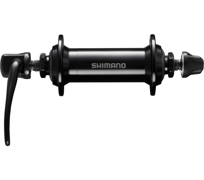SHIMANO nába přední TOURNEY HB-TX500 pro ráfkovou brzdu 32 děr RU: 133 mm černá