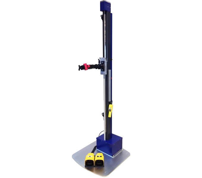 LONGUS montážní stojan s elektrickým pojezdem
