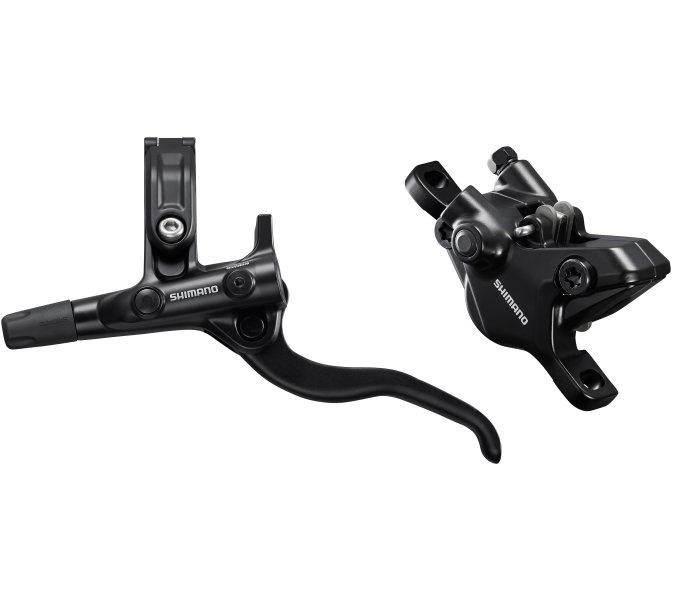 Kotoucová brzda Shimano DEORE BR-MT410Pr.kolo, černá, levé 1000mm, BL-M4100