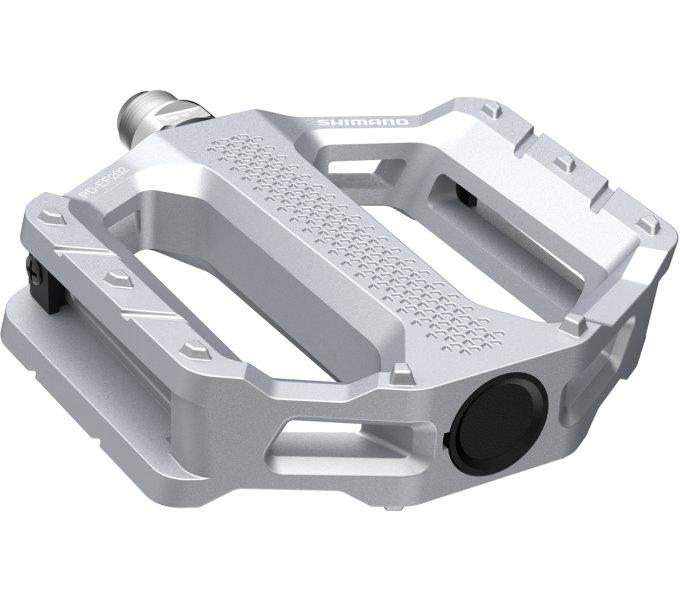 Shimano PD-EF202 Flat stříbrné
