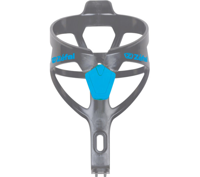 ZÉFAL košík PULSE A2, šedo-modrý