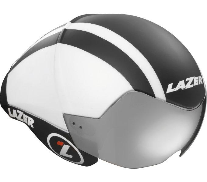 LAZER přilba silniční Wasp Air (+IS) bílá (S)