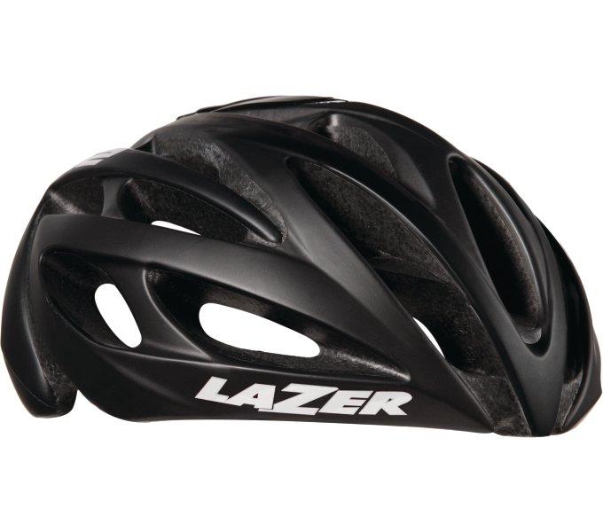 LAZER přilba silniční O2 (LZB-05) CE/mat černá (XL)