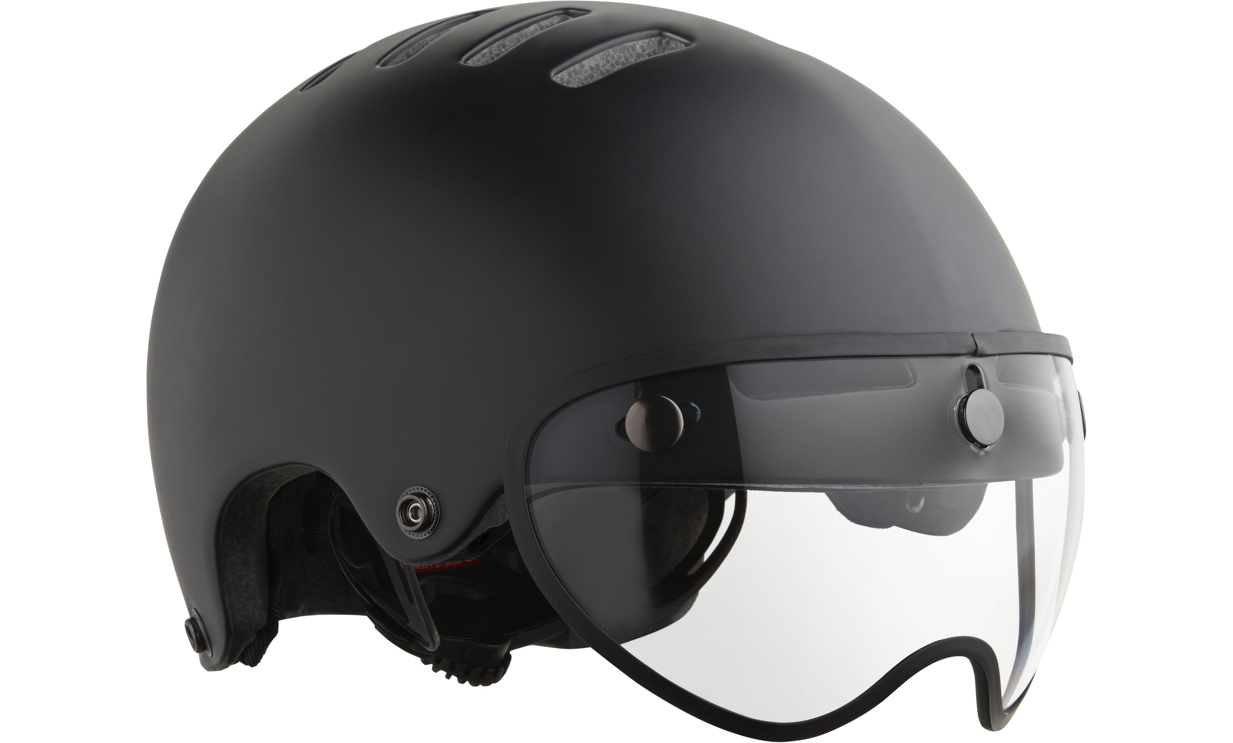 LAZER přilba Armor Pin černá (S)