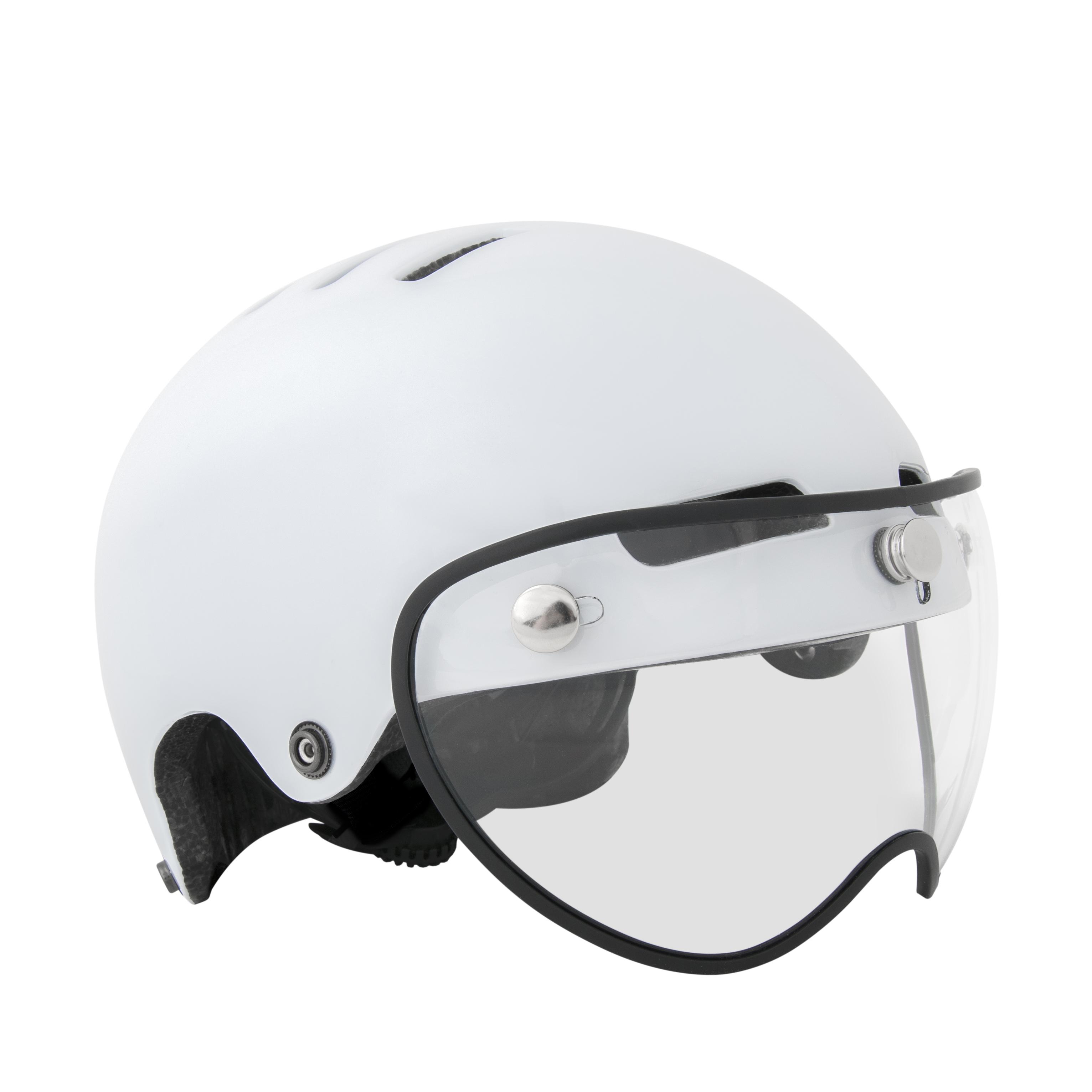 LAZER přilba Armor Pin bílá (S)