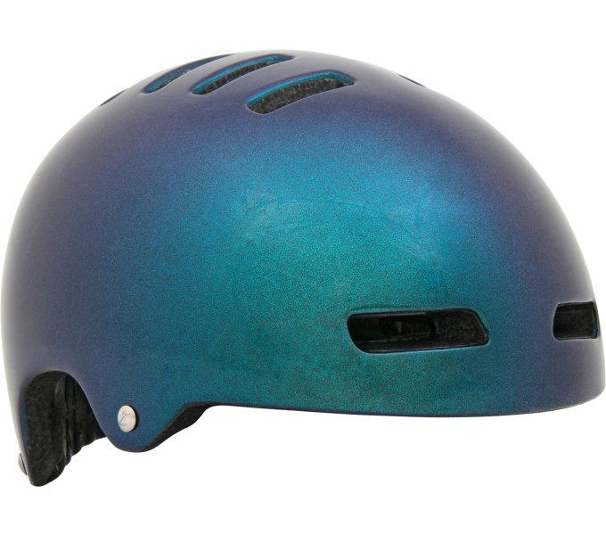 LAZER přilba Armor CE/ kovová flake zelená M + led