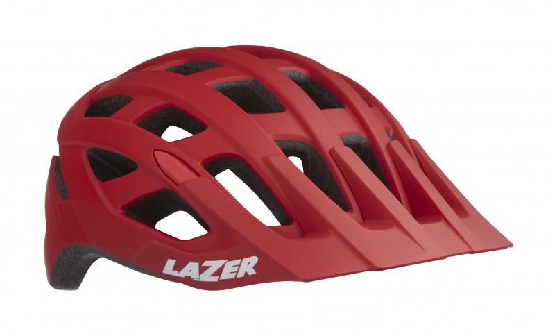 LAZER přilba Roller CE/ matná červená S