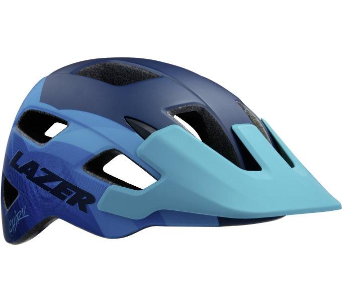 LAZER přilba CHIRU CE/ matná modrá STEEL L