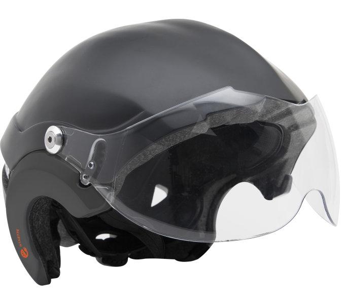 LAZER e-bike přilba ANVERZ NTA, matná černá, M