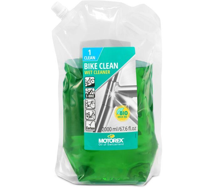 MOTOREX čistič BIKE CLEAN 2l