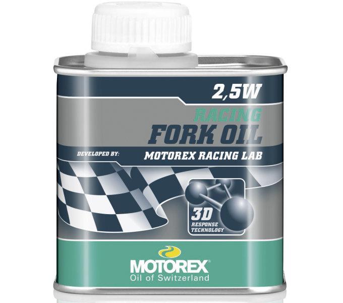 MOTOREX  RACING FORK OIL 2,5W 250ML